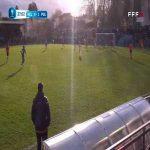 RC Lens 0 - [2] Paris Saint-Germain - Xavi Simons 28' (Gambardelle Cup)