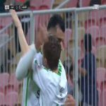 Al-Ahli [3] - 1 Abha — Omar Al-Somah 83' — (Saudi Pro League - Round 14)