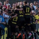 BVB: Gio Reyna will be a full member of the first team until futher notice. Matches for the u19 still likely.