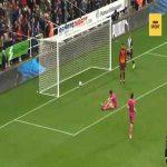 Newcastle United [1]-0 Rochdale - Eoghan O'Connell OG 17'
