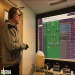 Bielsa using Leeds on Football Manager