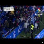 Deportivo La Coruña [2] - 1 Racing Santander - 54' Emre Çolak + 2nd yellow (Spain Segunda División)