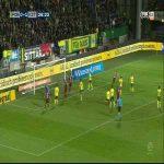 Fortuna 0-[1] Vitesse | Oussama Tannane 26'