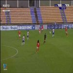Nuno Santos - beautiful goal - Porto B 1-[1] Benfica B