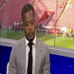 "Evra ""I received a personal letter from Peter Moore. He said he hopes it's never too late."""