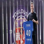 Villa goalkeeper Lovre Kalinic has joined Toulouse on loan for the rest of the season