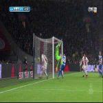 Ajax [2]-0 Spakenburg | Siem De Jong 42'