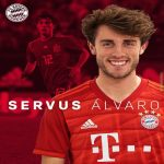 Fc bayern signs Alvaro odriozola
