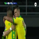 Brazil [3]-0 Uruguay - Pepê | Olympic Qualifiers