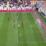Yeni Malatyaspor 0 - Sivasspor [1] | Mert Hakan Yandaş 2' (Great Goal)