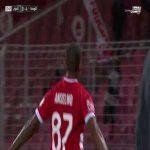 Al-Wehda [4] - 0 Al-Hazm — Anselmo 73' — (Saudi Pro League - Round 15)