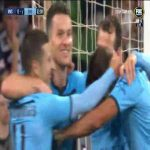 Kosta Barbarouses Sydney FC 2 Melbourne Victory 0