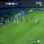 Argentina [2]-0 Chile - Nehuen Perez 56' - Olympic Qualifiers