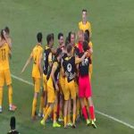 Australia U-23 [1] - [0] Uzbekistan U-23 | Nicholas D'Agostino 47'