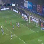 Braga [1]-0 Porto - Ricardo Horta 90+5' - Portuguese League Cup Final