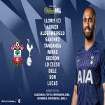 Eriksen left out of the squad for todays game vs Southampton