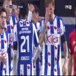 Heerenveen [1]-1 AZ Alkmaar | Chidera Ejuke 69'