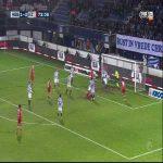 Heerenveen 1-[2] AZ Alkmaar | Myron Boadu 72'