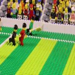 It's 25 years to the day since Eric Cantona's kung-fu kick at Selhurst Park. This Lego recreation of that moment is fucking sensational.