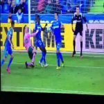 After the game ref and var ref still told Betis board no Getafe player touched the ball with his hand.