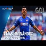 Cruz Azul [2] - 0 Santos Laguna (E. Hernández 67')