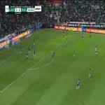 Eugenio Pizzuto horrible injury on debut