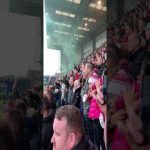 Glazer protest MUFC Tranmere Away