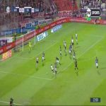 Godoy Cruz 0-[1] River Plate - Matias Suarez 16'