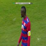 KFC Uerdingen 0-[1] Bayern München II - Assani Lukimya own goal 25'
