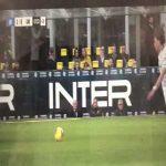 Lukaku's foul on Luca Pellegrini