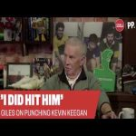 Why I punched Kevin Keegan - John Giles interview