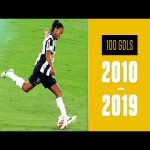 100 Best Goals Of The Decade • Brazilian Football • 2010-2019