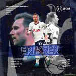 Eriksen since his Premier League debut, most assists, most chances created, most goals outside the box