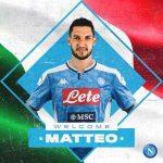 Matteo Politano joins SSC Napoli