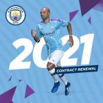 Official: Fernandinho signs new deal with Manchester City until 2021