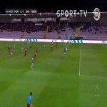 Moreirense 0 - [1] SC Braga - 8' Trincão