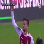 Moreirense 0 - [2] SC Braga - 10' Rui Fonte