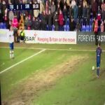 Tranmere 0 - [1] Sunderland - Charlie Wyke