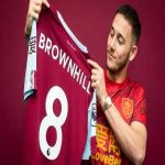 Burnley sign Brownhill from Bristol City