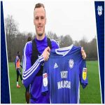 Cardiff City sign Brad Smith on loan from Bournemouth for the rest of the season