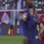 Damac 1 - [1] Al-Nassr — Abderrazak Hamdallah 90' +8 (PK) — (Saudi Pro League - Round 16)