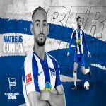 OFFICIAL : Matheus Cunha Joins Hertha Berlin