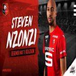 Steven Nzonzi joins Stade Rennais F.C.
