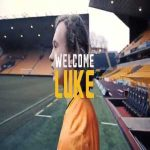 Wolves sign Luke Matheson from Rochdale