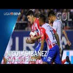 Atlético San Luis [1] - 2 Chivas (N. Ibañez 56')