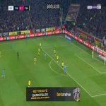 Trabzonspor [1]-1 Fenerbahçe : Alexander Sørloth 16'