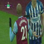 West Ham 2-[1] Brighton: Ogbonna OG