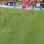 Ignacio Scocco great goal - River Plate [2]-0 Central Córdoba