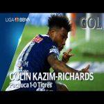 Pachuca [1] - 0 Tigres (C. Kazim-Richards 69')