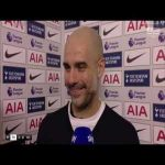 Pep pleased with performance despite defeat - Pep Guardiola Post Match Interview - Spurs 2-0 Man City